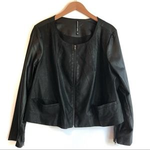 View by Walter Baker faux leather jacket